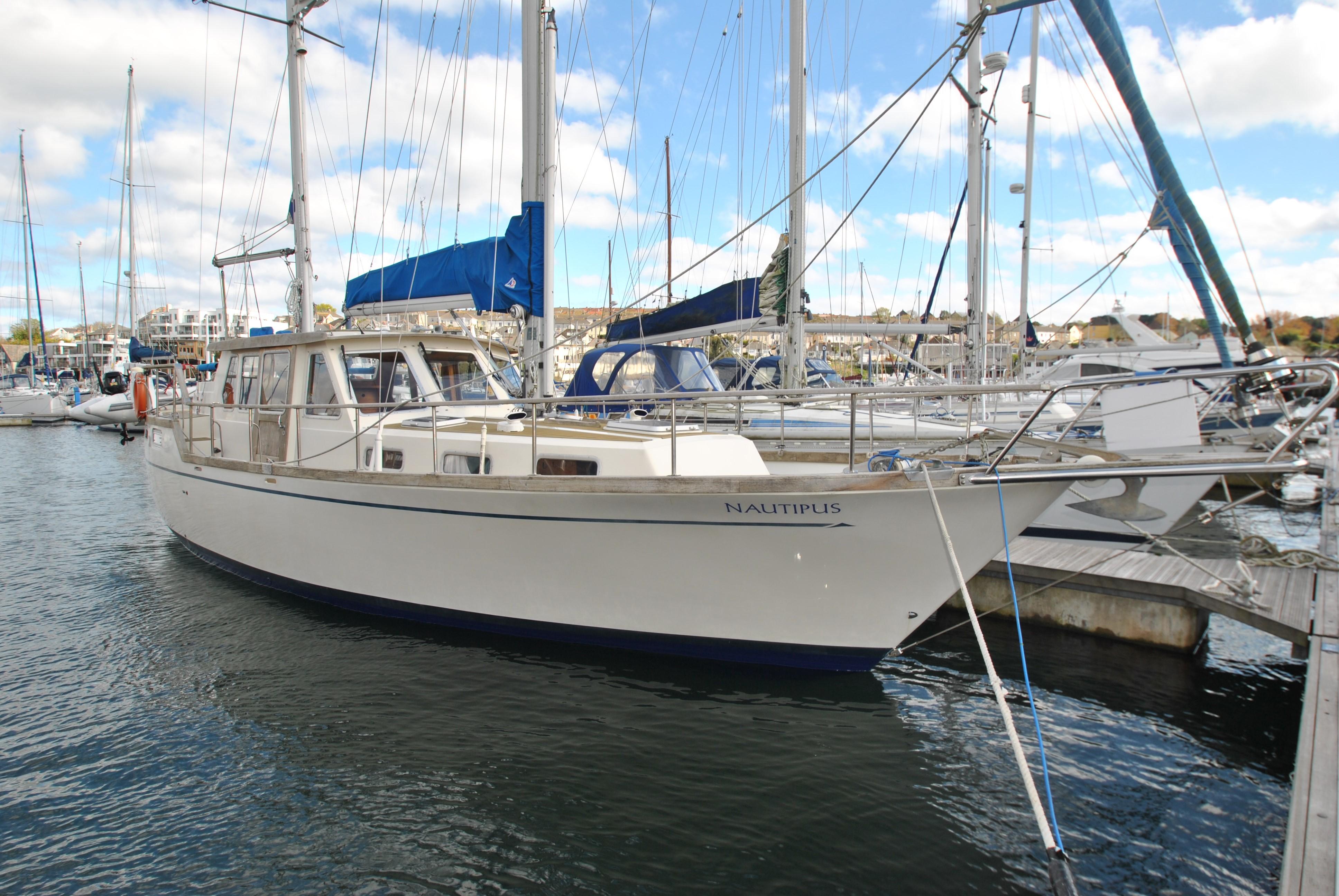 Nauticat 36 Nauticat 36