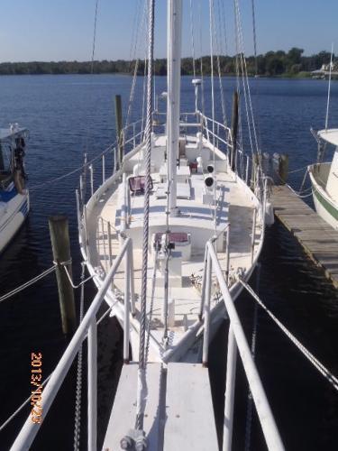 Colvin Staysail Schooner