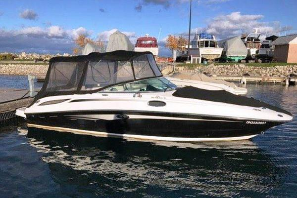 Sea Ray 280 Sundeck 2012 Sea Ray 280 Sundeck