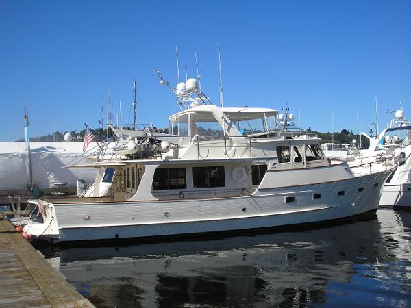"Fleming Pilothouse Motor Yacht 55' Fleming Pilothouse ""APPA"""