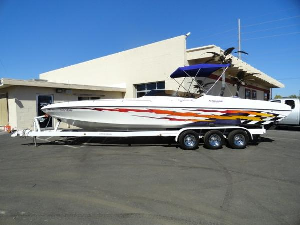 Kachina Boats Enforcer 30