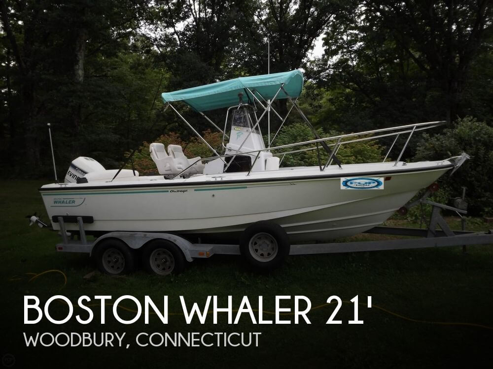 Boston Whaler 21 Outrage 1994 Boston Whaler 21 Outrage for sale in Woodbury, CT