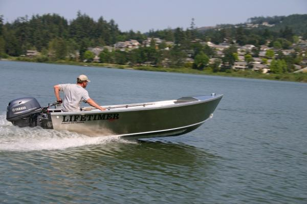 Lifetimer Boats 1400 Skiff Package