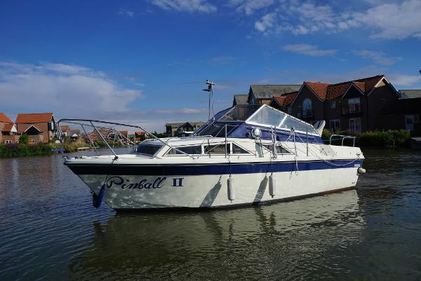 Fairline Holiday MK3