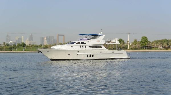 Hershine 82 Fly Motor Yacht