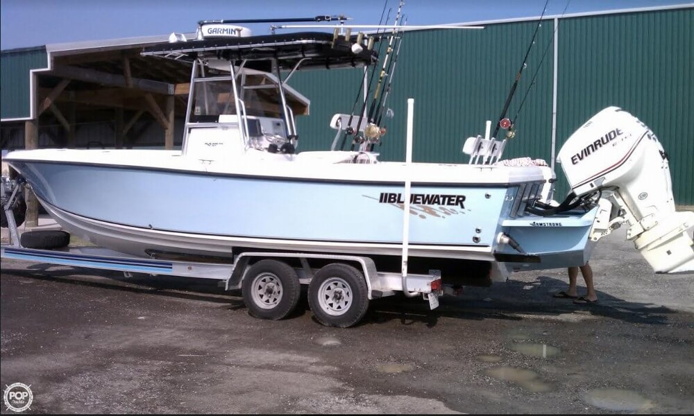 Bluewater 2550 2005 Bluewater 2550 for sale in Baton Rouge, LA