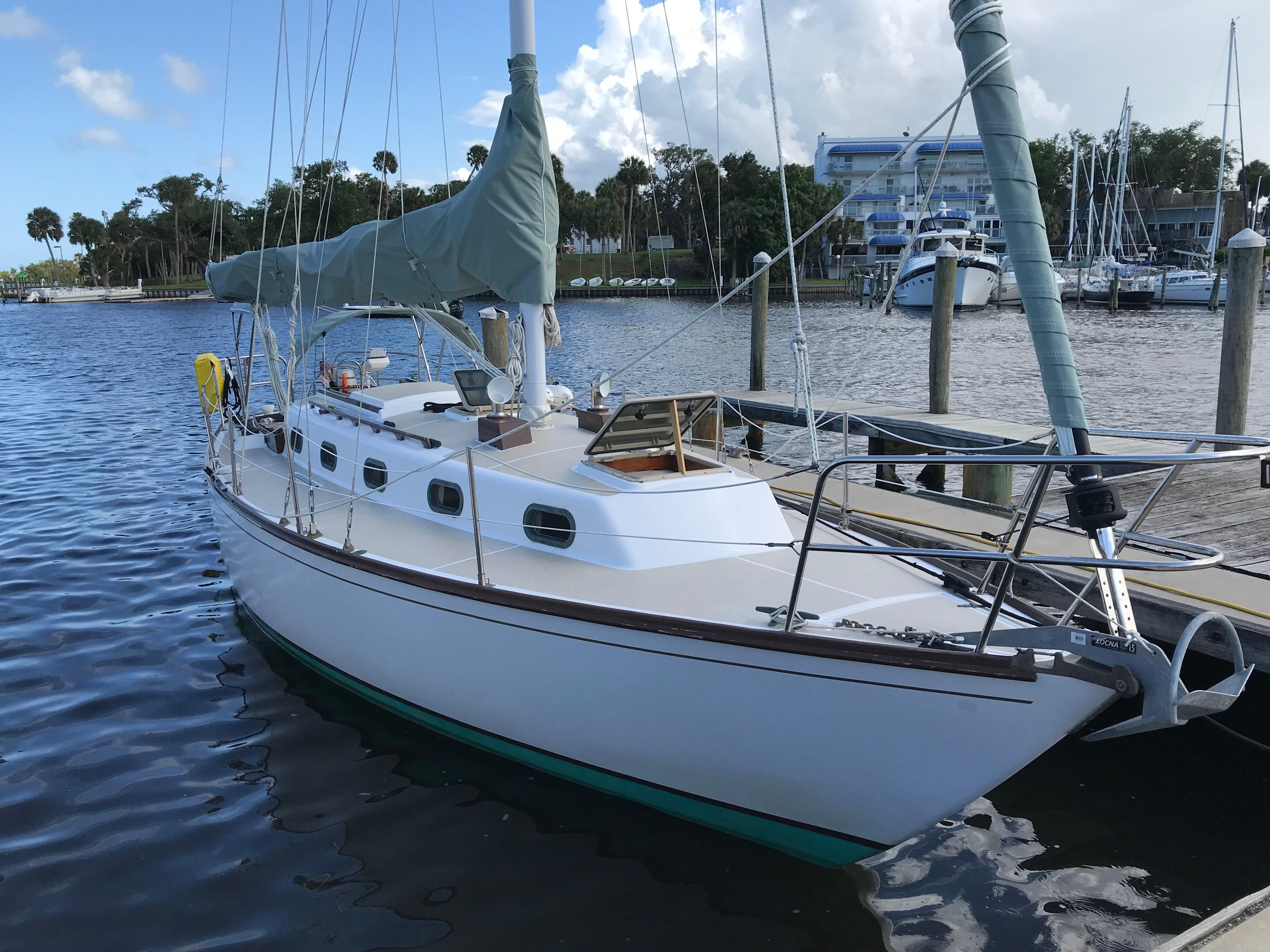 Cape Dory | New and Used Boats for Sale in Florida