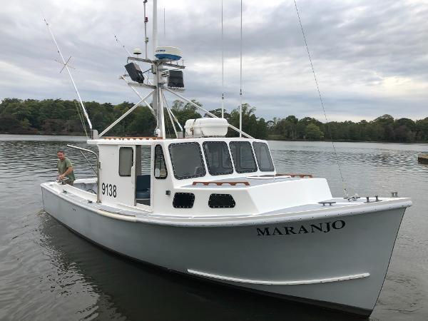 Seaworthy 31 Commercial-Tuna-Greenstick