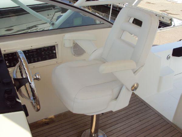 Pompanette Helm Seat