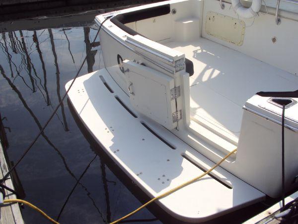 Fiberglass Swimplatform