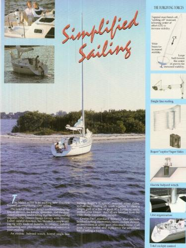 Original brochure transom view