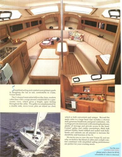 Brochure Main Interior Looking Fwd