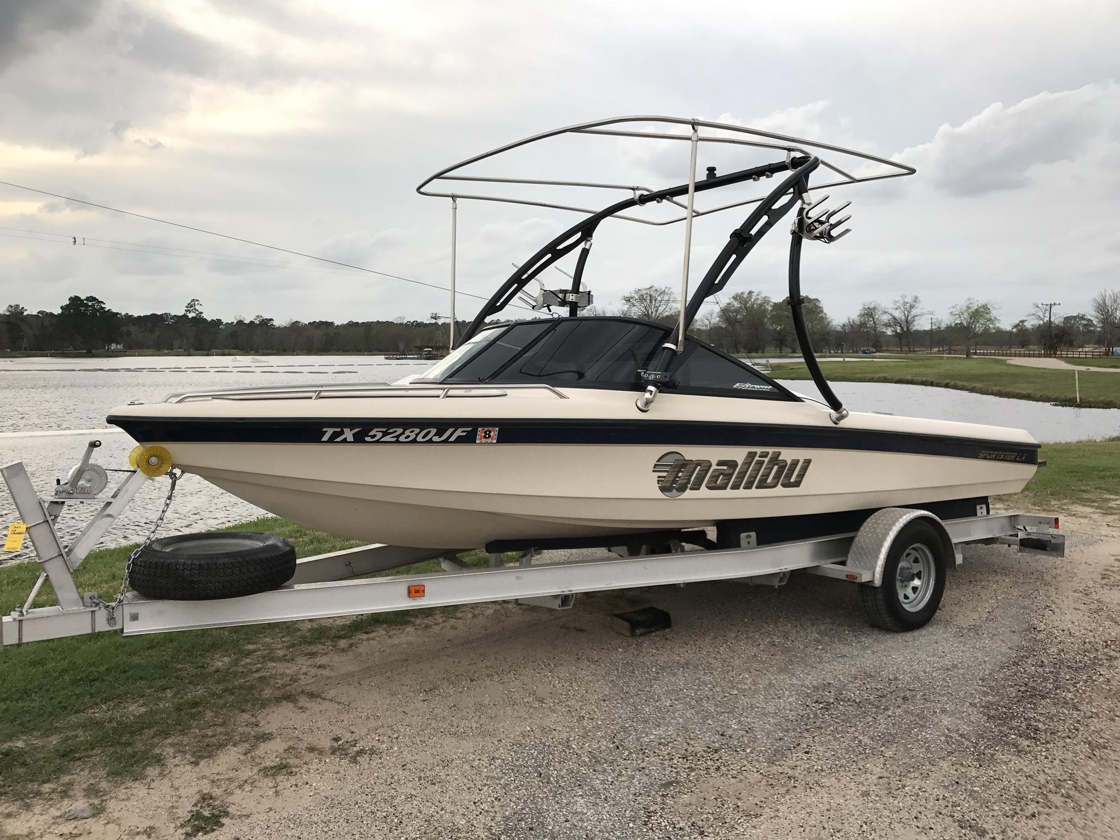 Malibu Boats LLC SPORTSTER LX