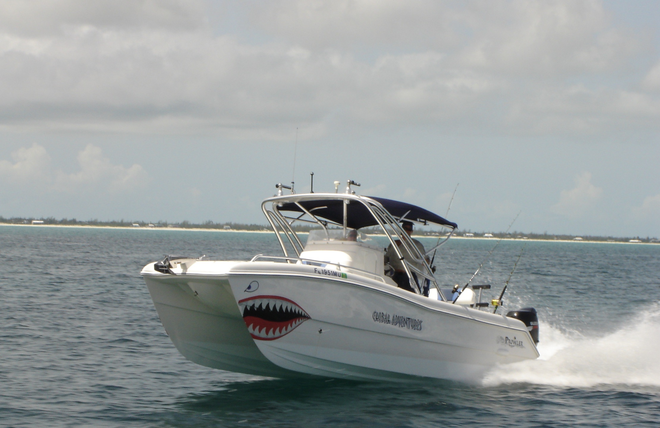 """Prowler """"24"""" 246 Center Console"""