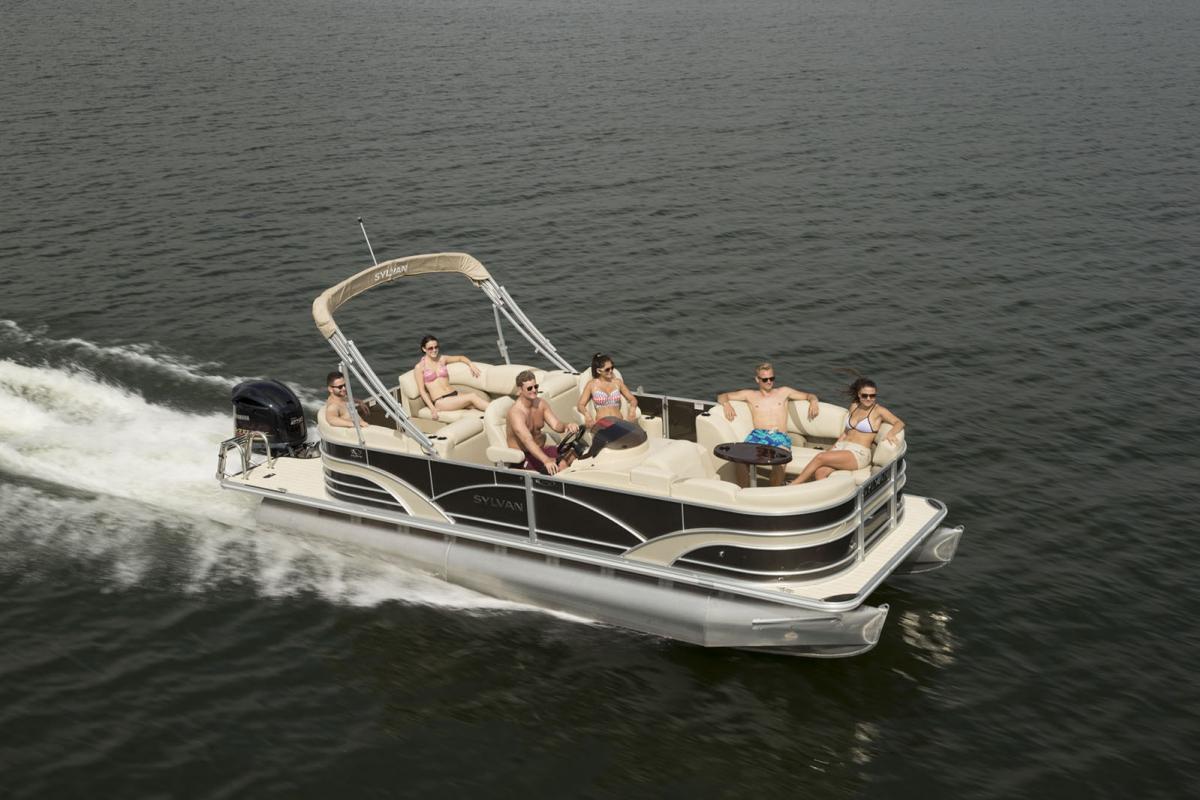 Sylvan Mirage Cruise 8522 LZ