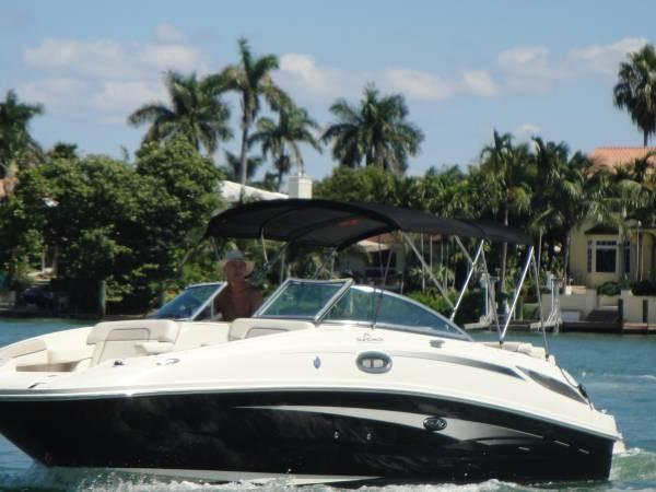 Sea Ray 260 Sundeck Sea Ray 260 Sundeck
