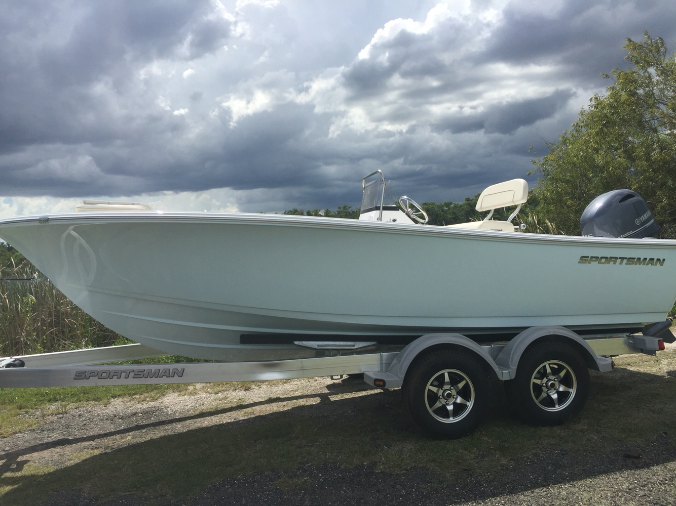 Sportsman Boats 19 ISLAND REEF