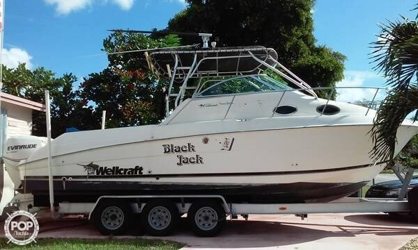 Wellcraft 270 Coastal 2000 Wellcraft 270 Coastal for sale in Miramar, FL