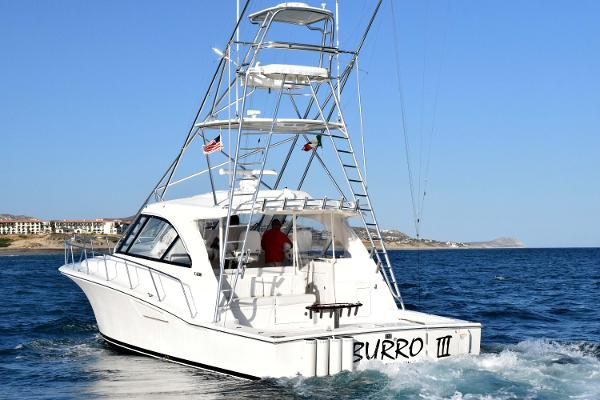 Cabo yachts 44 Hardtop Express