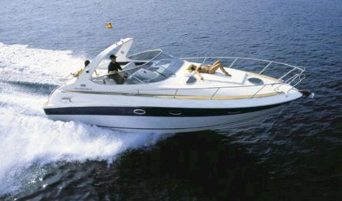 Bavaria Motor Boats BMB 330 Sport Manufacturer Provided Image: 330 Sport