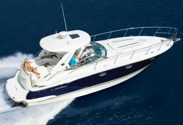 Monterey 360 Sport Yacht Manufacturer Provided Image