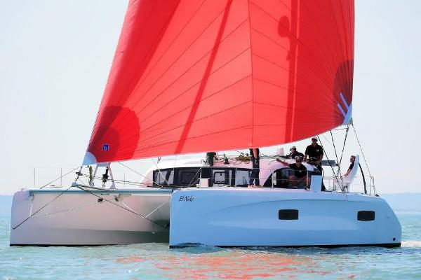Outremer outremer 45 A la voile / Sailing
