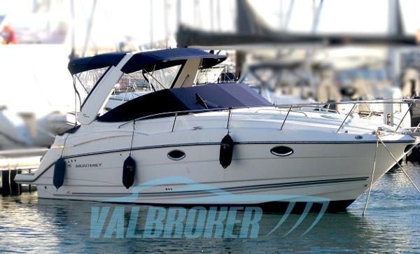 Monterey 315 Sport Yacht Monterey 315 2013 Valbroker (8)