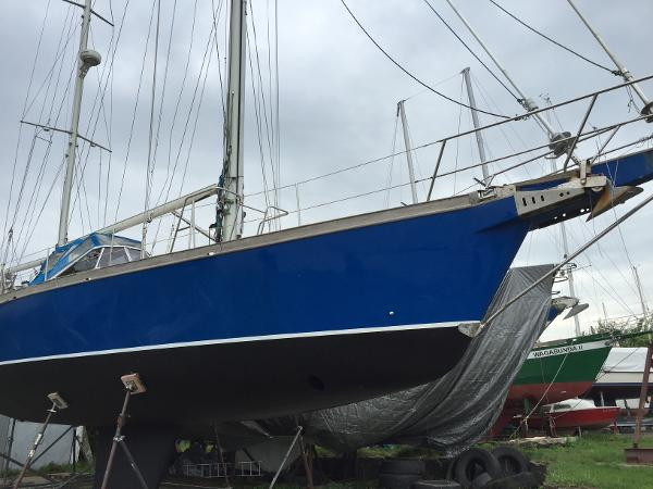 Nemo 60 Custom Steel Ketch