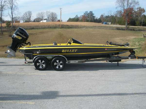 Bass Boats For Sale: Bullet Bass Boats For Sale Craigslist