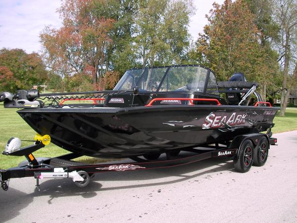 Seaark ProCat 200 Amped