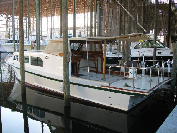 Lafitte Skiff Express Crusier