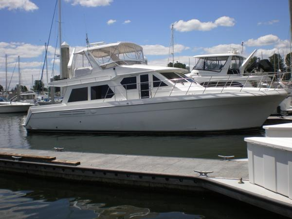 Navigator Pilothouse Profile