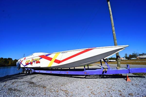 Ocean Express Catamaran 48