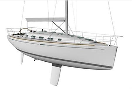 Beneteau First 44.7 Manufacturer Provided Image: First 44.7
