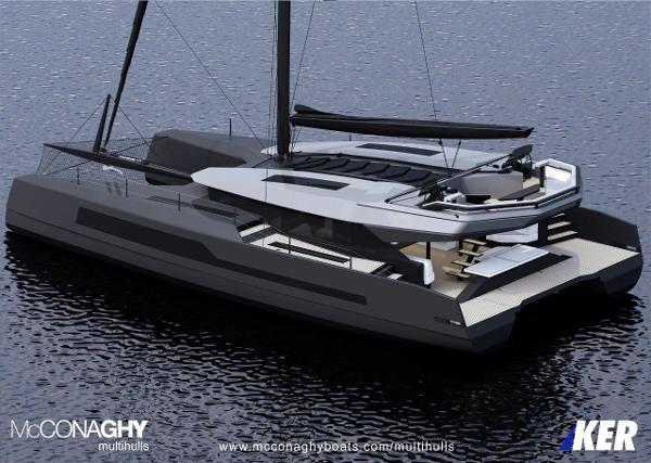 McConaghy 60 Catamaran