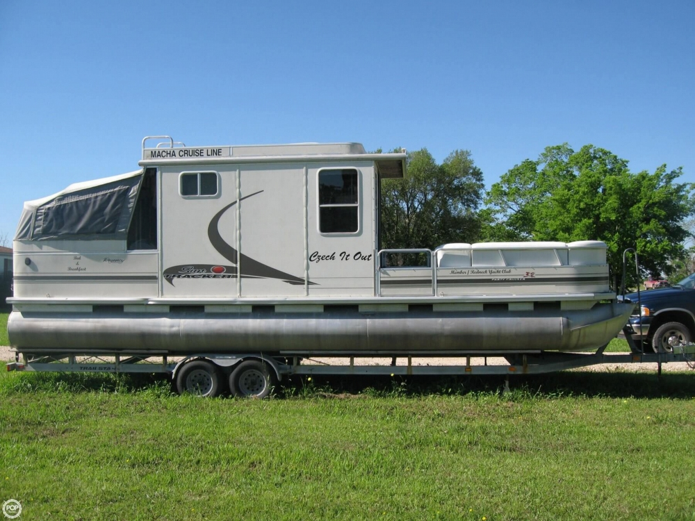 Sun Tracker 31 Party Cruiser 2004 Sun Tracker 32 for sale in Wallis, TX