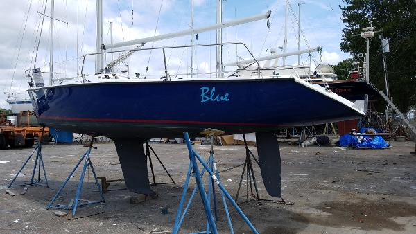 "Colgate 26 ""Blue"" is ready for you."