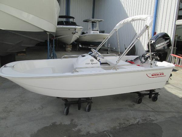 Boston Whaler 110 Sport Boats For Sale Boats Com