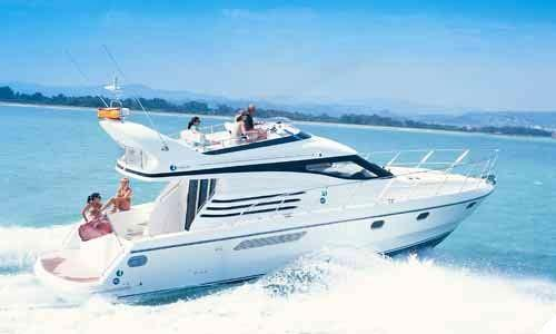 Birchwood Challenger 450 Flybridge Manufacturer Provided Image: Challenger 450 Flybridge