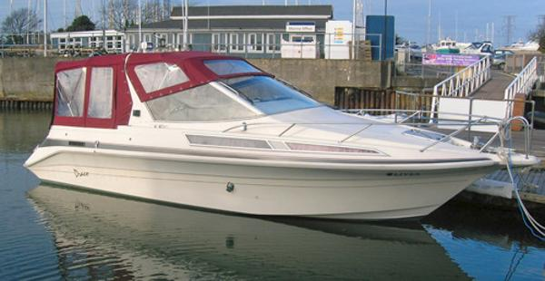 Draco 2700 Sterling Draco 2700 Sterling starboard