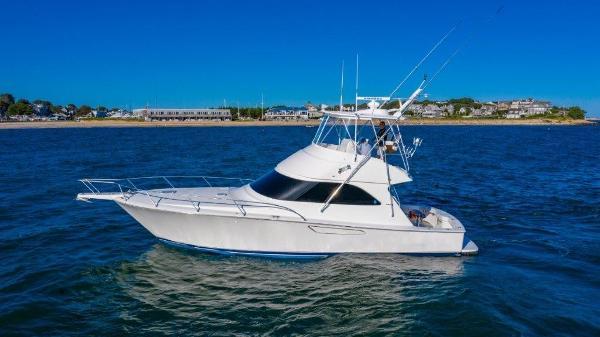 Viking 42 Convertible Port Profile