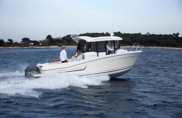 Jeanneau Merry Fisher 695 Marlin Manufacturer Provided Image