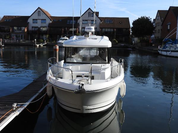 Jeanneau Merry Fisher 855 Marlin Merry Fisher 855 Marlin