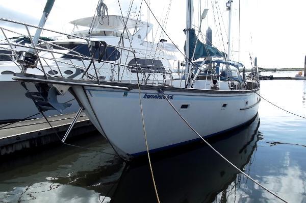 Custom 52 Brandlmayr Offshore Ketch