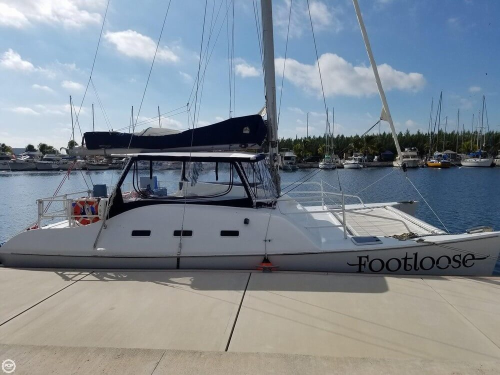 Searunner 40 1998 Searunner 40 for sale in Key West, FL