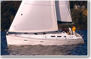 Beneteau America 373 Manufacturer Provided Image