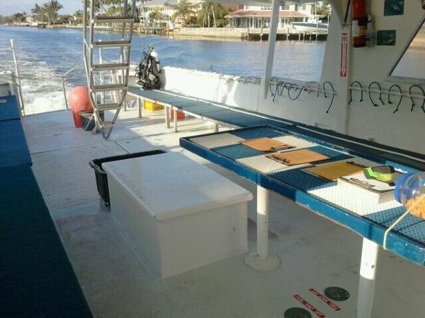 Marine Management Corp Dive Passenger Vessel