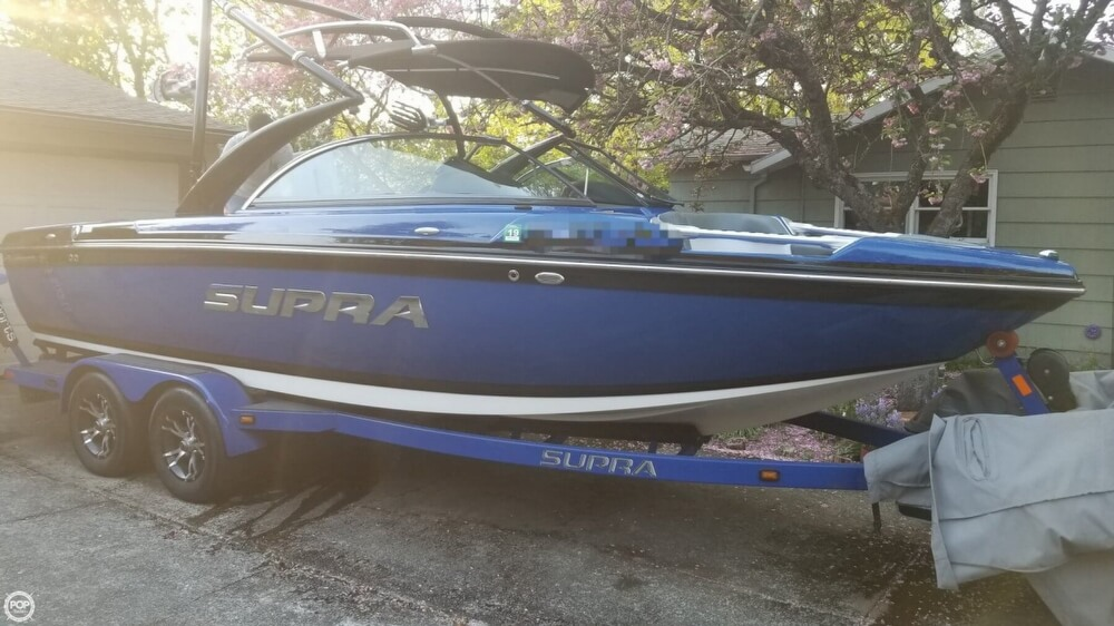 Supra Sunsport 21 V 2012 Supra 21 for sale in Portland, OR