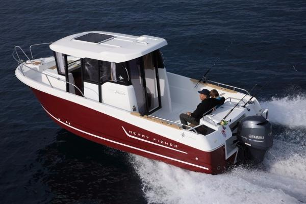 Jeanneau Merry Fisher 755 Marlin Offshore Manufacturer Provided Image
