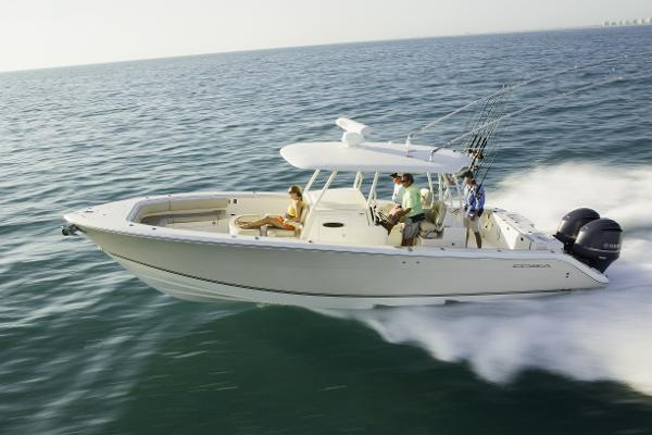 Cobia Boats 344 Center Console - In Stock